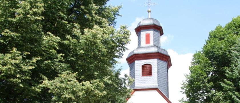 Außenansicht Kirche Niederissigheim